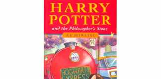Harry Potter And the Philosophers Stone : BookReviews.TV