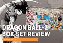Dragon Ball Z Manga Box Set Review - BookReviews.TV