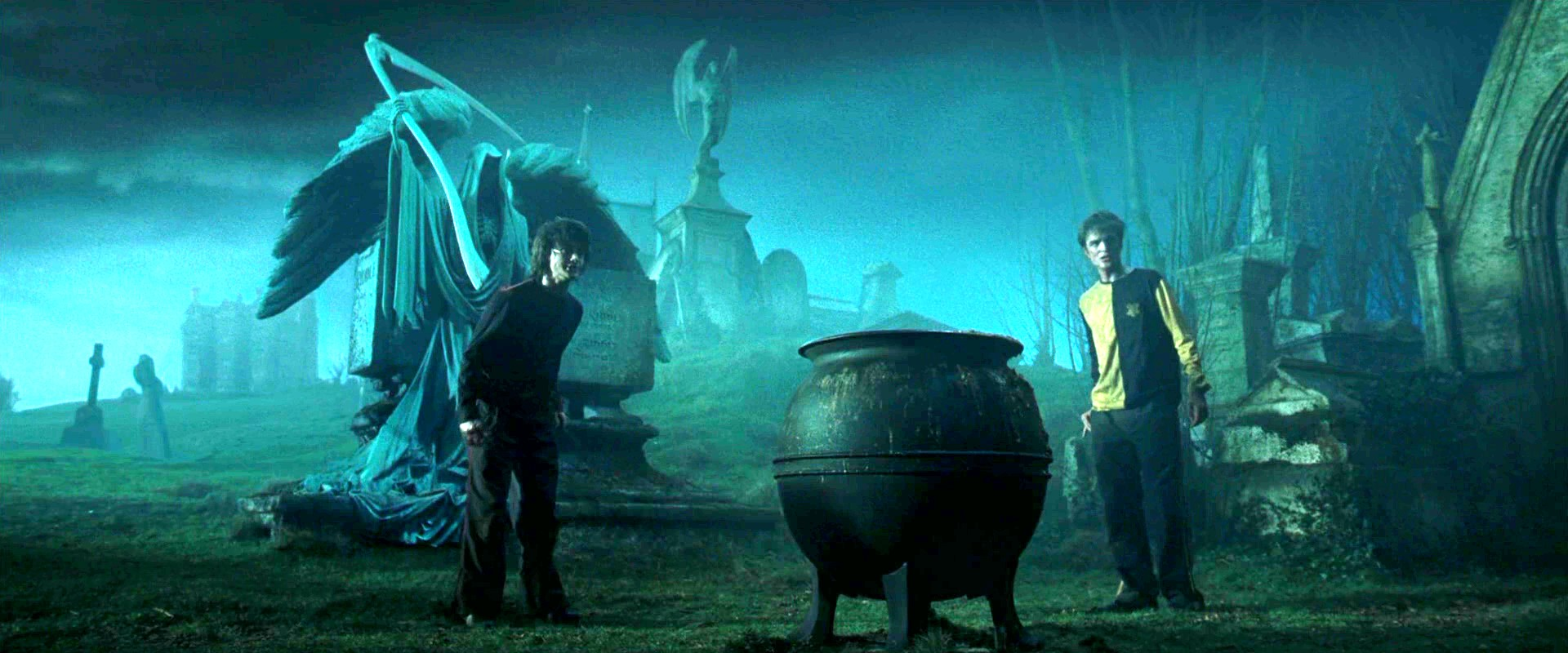 harry potter and the goblet of fire book review