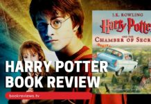 Harry Potter Chamber of Secrets Book Review - BookReviews.TV