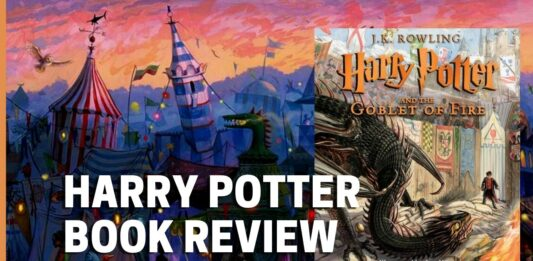 Harry Potter Goblet of Fire Book Review - BookReviews.TV