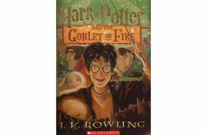 Harry Potter Book Genre : Harry potter and the goblet of fire book review