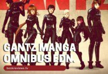 List of All Gantz Manga Volumes (Omnibus Edition) - BookReviewsTV