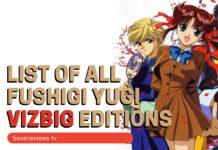 List of Fushigi Yugi VizBig Edition - BookReviewsTV