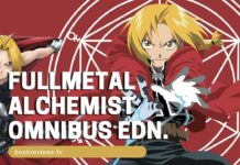 List of all FMA Manga Vols Omnibus Edition - BookReviewsTV