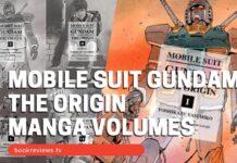 List of all Mobile Suit Gundam - The Origin Manga Vols - BookReviewsTV