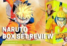 Naruto Manga Box Set 1 Review - BookReviewsTV