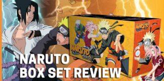 Naruto Manga Box Set 2 Review - BookReviewsTV