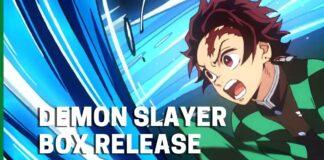 Demon Slayer Manga Box Set Release Date - BookReviewsTV 1