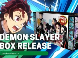 Demon Slayer Manga Box Set Release Date - BookReviewsTV