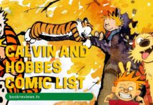 List of all Calvin and Hobbes Comic Books - BookReviewsTV