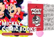 List of all Disneys Mickey Mouse Comic Strip Collection, Hardcover Books Single Volumes (Fantagraphics) - BookReviewsTV