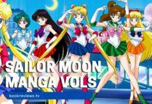 List of all Sailor Moon Manga Volumes - BookReviewsTV