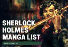 List of all Sherlock Holmes Manga Volumes - BookReviewsTV