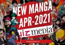 New Manga Releases April 2021 Viz Media - BookReviewsTV