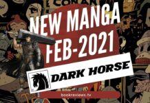 New Manga Releases Feb 2021 DARK HORSE COMICS - BookReviewsTV