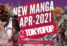 New Manga Releases MONTH 2021 - TOKYOPOP - BookReviewsTV