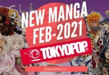 New Manga Releases May 2021 - TOKYOPOP - BookReviewsTV
