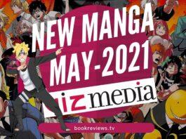 New Manga Releases May 2021 Viz Media - BookReviewsTV