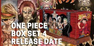 One Piece Box Set 4 Release Date - BookReviewsTV