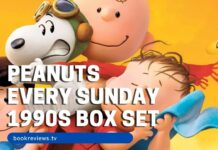 PEANUTS Every Sunday 1990s BOX SET Release Confirm
