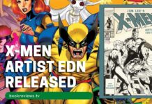X-Men Artist Edition Released - BookReviewsTV