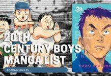 List of all 20th Century Boys Manga Volumes Perfect Edition - BookReviewsTV