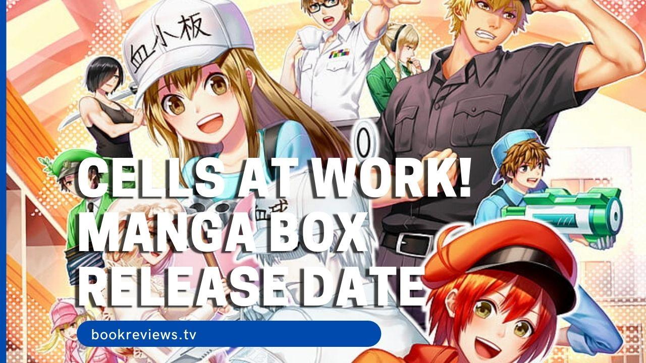 Cells at work Manga Box Set Release Date - BookReviewsTV