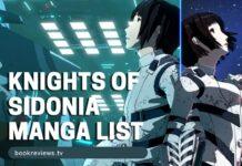 Knights of Sidonia Manga List - BookReviewsTV