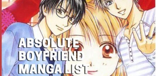 Absolute Boyfriend Manga List - BookReviewsTV