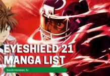 Eyeshield 21 Manga List - BookReviewsTV