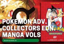 List of Pokemon Adventures Collectors Edition Manga Vols - BookReviewsTV