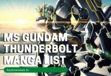 Mobile Suit Gundam Thundebolt Manga List - BookReviewsTV