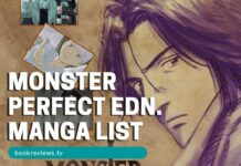 Monster The Perfect Edition Manga List - BookReviewsTV