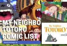 My Neighbor Totoro Comic List - BookReviewsTV