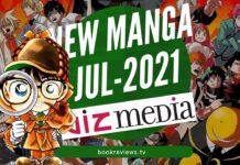 New Manga Releases July 2021 Viz Media - BookReviewsTV