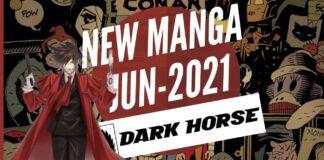 New Manga Releases June 2021 DARK HORSE COMICS - BookReviewsTV