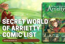 Secret World of Arrietty Film Comic List - BookReviewsTV