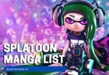 Splatoon Manga List - BookReviewsTV