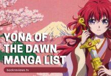 Yona of the Dawn Manga List - BookReviewsTV