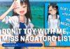 Don't Toy With Me, Miss Nagatoro Manga List - BookReviewsTV