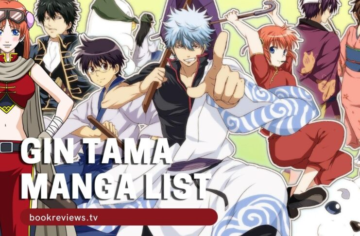 Gin Tama Manga List - BookReviewsTV