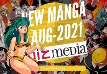 New Manga Releases August 2021 Viz Media - BookReviewsTV