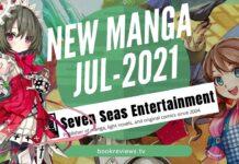 New Manga Releases July 2021 - Seven Seas Entertainment - BookReviewsTV